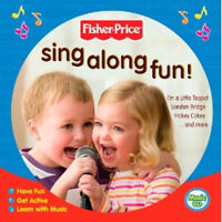 Fisher Price Sing Along Fun (CD 2012) New/Sealed