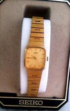 Good Condition PRETTY Women's SEIKO 2B31-5000 Quartz Watch / Water Resistant