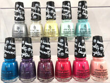 (11) China Glaze My Little Pony Colour Is Magic Nail Polish Set NO REPEATS