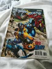 Dc Comic TEEN TITANS THE RED AND THE BLUE VOL61 SEP 08