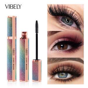 4D Fiber Eyelash Mascara  Long lasting Makeup Eyelash Extension Curling AU STOCK