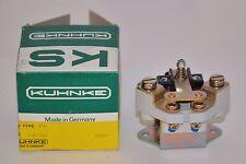 Relè di Kuhnke tipo PA, 110v DC/110 V DC, ad alte prestazioni relè, NOS