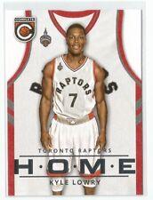 2015-16 Complete Basketball - Kyle Lowry - Toronto Raptors - HOME Insert #9