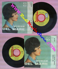 LP 45 7'' MYRIAM DEL MARE A mezza strada Musica mia JUKE BOX no cd mc dvd vhs