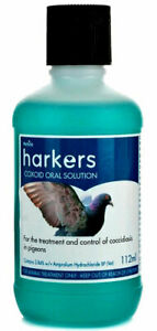 Harkers Coxoid Oral Solution 112ml