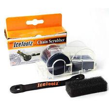 IceToolz C115 Bicicleta Mini Cepillo de Cadena / Mini Chain Scrubber