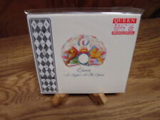 QUEEN NIGHT AT THE OPERA RARE JAPAN REPLICA 2004 OBI LIMITED GATEFOLD JACKET CD