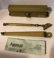 AMERICAN Door Closer Series 500 Gold