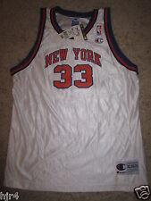 Patrick Ewing #33 New York Knicks NBA Champion Jersey Youth XL 18-20 NEW Vintage