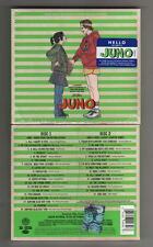 JUNO - 2 CD LTD ED DIGIPACK - OST ORIGINALE INTERNAZIONALE FUORI CATALOGO MINT