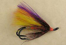 Marabou Sunset  #8 Double Hook- Salmon Steelhead
