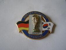 pins football FIFA world cup 2006 hyundai