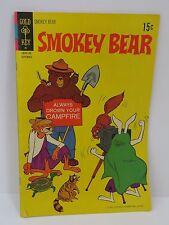 Smokey Bear 1971 Gold Key Comics