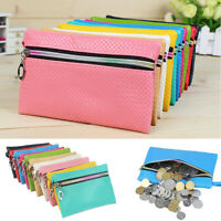 Women Coin Purse Wallet Zipper Phone Card Holder Bag Case Clutch Handbag Gift