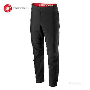 Castelli MILANO PANT Athletic Warm-Up Pants : BLACK