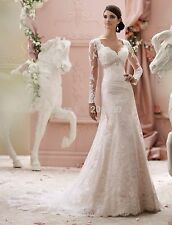 2018Brautkleid/Hochzeitskleid/Ballkleid/Wedding dress Gr34/36/38/40/42/44 46 48+