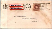 GP GOLDPATH: CARIBBEAN COUNTRY COVER 1949 AIR MAIL _CV523_P20