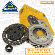 VAUXHALL ASTRA H 1.7D Clutch Kit 3pc 04 to 11 474108RMP Z17DTH Cover+Plate+CSC