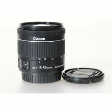 Canon EF-S 18-55mm F/4-5.6 IS STM Zoom Objektiv - EFS 4,0-5,6/18-55 IS STM