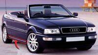 Neu Original Audi Cabriolet Coupe Unten Abdeckung Profil Rechts O/S