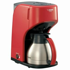 ZOJIRUSHI coffee makers Cup approximately 1-5 World Cup EC-KS50-RA Red Japan