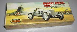 1922 Murphy Special Indy 500 Winner Aurora STILL FACTORY SEALED!
