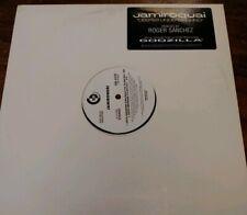 """JAMIROQUAI - DEEPER UNDERGROUND 12"""" VINYL LP ROGER SANCHEZ REMIXES RARE OOP"""