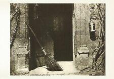 "Postcard William Henry Fox Talbot ""The Open Door"" Photo 1844 MINT Unused"