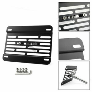 Front Bumper Tow Hook License Plate Mounting Bracket Holder For Mazda 3 6 CX5 B2