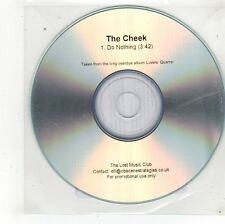 (FS550) The Cheek, Do Nothing - 2014 DJ CD