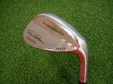 Used Adams Golf Tom Watson 56* Sand Wedge SW Adams Golf Wedge-Flex Steel