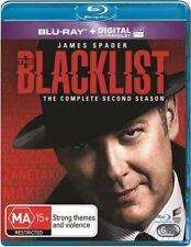 The Blacklist : Season 2 (Blu-ray, 2015, 6-Disc Set)