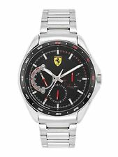 Ferrari Scuderia Speedracer Analog Black Dial Men's Watch 0870037 Free Diecast