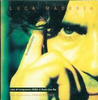 Luca Madonia / Franco Battiato - La Consuetudine Cardsleeve Cd Perfetto