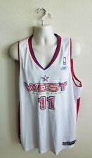 Vintage Reebok NBA 2005 West All Star Houston Rockets Yao Ming Jersey Size 3XL