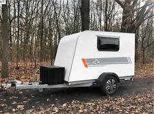 Wohnwagen Wohnmobil Camper Camping Teardrop Wohnwagen hobby Mobilheim