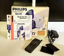 ⚡ Philips Spark Voice Dial - 1.Handy mit Sprachwahl *1997*