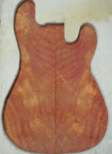 Redwood Lace Burl Bookmatch Set - Musical Guitar Luthier Exotic Wood - 1851