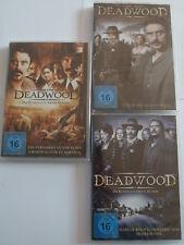 Deadwood - Season 1, 2, 3 - Western TV Serie, Olyphant, Molly Parker, Gold Gier