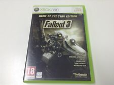FALLOUT 3 GAME OF THE YEAR EDITION GOTY. Pal España.. Envio Certificado. Paypal