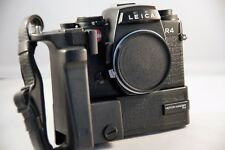 Leica R 4 (very nice condition) with motor winder