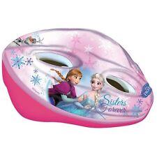 Disney Mädchen Frozen Fahrradhelm für Kinder rosa M 35660