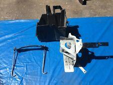 2009 2010 2011 2012 2013 2014 Honda Fit Battery Tray Tie Down Unit 09-14 OEM