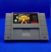 Earthbound Game For Super Nintendo *Read Description*