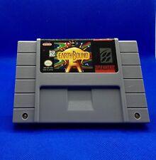 Earthbound Game For Super Nintendo *Read Description*