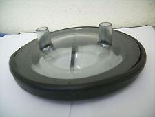 Deckel f. Melkkanne PVC, Melkdeckel PVC NEU