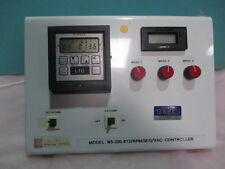 Laurell WS-200-8T2 RPM/SEQ/VAC Controller, 422675