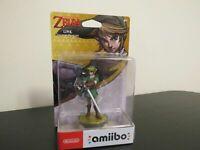 Zelda Twilight Princess Link Nintendo amiibo EU ENGLISH  Legend of Zelda Series