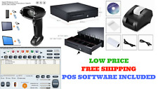 Low price Allinone Entry level Pos Point of Sale System Combo Kit Retail Store
