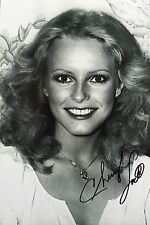 Cheryl Ladd SIGNED 12x8 Photo Image C UACC AFTAL registered dealer coa